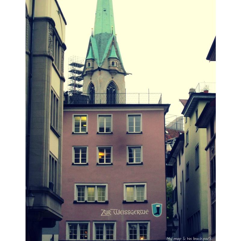 zurich-predigerkirche